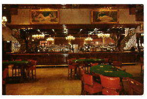 The Million Dollar Golden Nugget Gambling Hall, Las Vegas, Nevada, USA Postcard