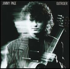 JIMMY PAGE - OUTRIDER CD ( LED ZEPPELIN ) GUITAR ~ 80's SOLO Album *NEW*