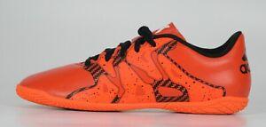 Adidas 15.4 Men's / Boys Size 5 Orange Indoor Soccer Shoes S83170