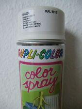 Dupli-Color 585036 Color-spray 400 Ml Reinweiß matt