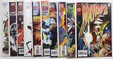 Wolverine (1988 1st Series) #89, 94, 95, 99, 104, 105, 107, 108-110 (VF/NM)