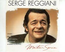 CD SERGE REGGIANImaster serieEX+ (A3234)