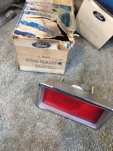 NOS 1970-71 Ford Torino GT Cobra Right Rear Marker Lamp