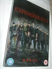 The Expendables 2 DVD NEW & SEALED Arnold Schwarzenegger, Sylvester Stallone