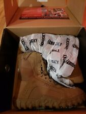 Rocky Boots S2V special ops - coyote brown10.5 New In Box