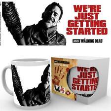 Tazza in ceramica The Walking Dead Negan Getting Started Mug 9 cm by GB Eye