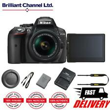 Nikon D5300 DSLR Camera with AF-P 18-55mm VR Lens