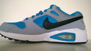 Nike Air Max Coliseum RCRL GS Kinder Sneaker Turnschuhe  Grau-Blau 554990 001
