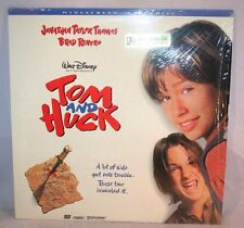 Laserdisc {8} * Tom and Huck * AC-3 Johnathan Taylor Thomas Brad Renfro Wide