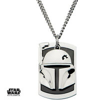 Pendentif Dog tag Star Wars Boba Fett Official Star Wars Dog Tag pendant
