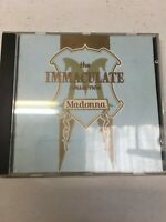Madonna - The Immaculate Collection Music CD