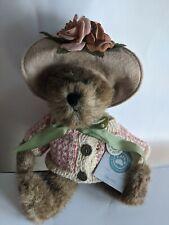 Boyd's Bears Plush Mrs. Mertz #91833, with Tags!