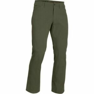 Under Armour Men's Duty Green UA Storm Covert Tactical Straight Fit Pants