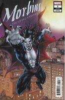 Morbius Comic 1 The Living Vampire Cover B Variant Juan Jose Ryp Connecting
