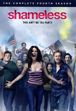 Shameless  Season 4  (DVD, 2014, 3-Disc Set) FREE 2 DAY SHIPPING USUALLY!!