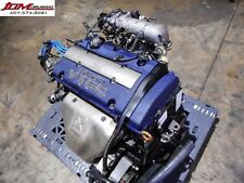 98-02 HONDA ACCORD SIR 2.3L DOHC VTEC ENGINE JDM BLUETOP H23A