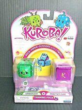 Kuroba! Training Pack With Transforming Umberleaf & 1 Practice Cube - NEW -AU