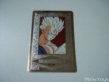 Carte Dragon Ball Z DBZ / Hero Collection Part 2 - Platina Card PC-04