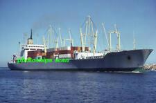1 slide of Polish Ocean Lines 1980-built cargo ship GENERAL FR.KLEEBERG