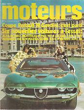 MOTEURS 86 1971 MAZDA RX-2 12H SEBRING GP ESPAGNE EAST AFRICAN SAFARI RECORDS
