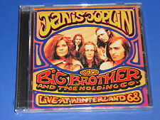 Janis Joplin with Big brother & The holding company - Live at Winterland '68 CD