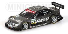 Minichamps Mercedes-Benz C-Class DTM 2007 1:43 #6 Mika Hakkinen (FIN)
