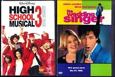 High School Musical 3: Senior Year & The Wedding Singer