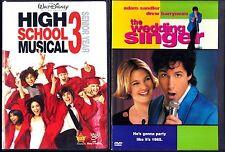 High School Musical 3: Senior Year & The Wedding Singer