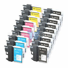 18+ PACK LC65 Ink Set for Brother MFC-5890CN MFC-5895CW MFC-6490CW MFC-6890CDW