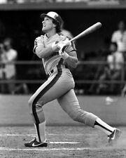 1983 Montreal Expos Catcher GARY CARTER 8x10 Photo Major League Baseball Print