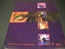 Poison esoteric looking collage style 1988 Promo Display Ad mint condition