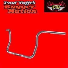 Paul Yaffe Originals Classic Bagger Apes 12 Inch Handlebars HD Touring Bagger