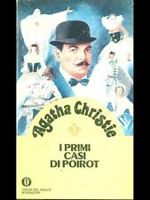 Agatha Christie - I primi casi di Poirot