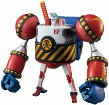 """Bandai Hobby Best Mecha Collection General Franky """"One Piece"""" Model Kit"""