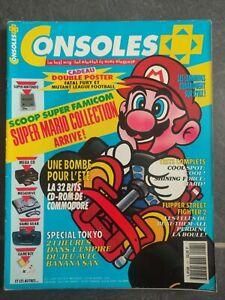 Consoles plus magazine n°21 juin 1993