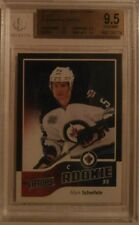 (HCW) 2011-12 Victory Black MARK SCHEIFELE BGS 9.5 Rookie RC Winnipeg Jets