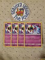 Pokémon TCG 4x NATU #87/214 SM: Lost Thunder MINT English Psychic Type