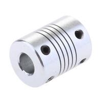 8x8x25mm Flexible Motor Shaft Coupler Coupling for 3D Printer or CNC