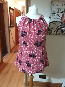 Ladies Top Size 10 Ann Taylor Pre Owned