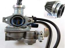 Carb For Honda ATC90 ATC125M ATC110 TRX125 Carburetor & Air Filter M CA21+AF03