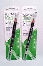 2 ALMAY Intense i-Color LINER PENCILS ~ MOCHA # 034 ~ NEW & SEALED