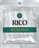 Rico Reserve #3.5 Alto Saxophone Reeds (2 Count) QuinnTheEskimo