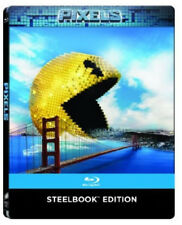 PIXELS 3D - STEELBOOK EDITION LIMITED (BLU-RAY 3D) SONY DTS AUDIO