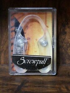 Screwpull Foil Cutter In Hard Case Wine Bottle Foil Cutter