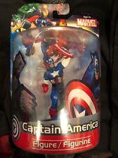 New Marvel Captain America Figure Figurine