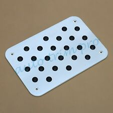Universal Car Foot Rest Carpet Antiskid Pedal Pad Plate Floor Mat Accessories