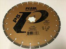 Pearl Abrasive P5 Lw1352Gc 13.5 Green Concrete Blade