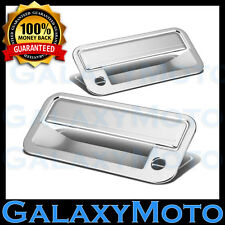 1992-1995 Chevy Blazer Triple Chrome Plated 2 Door Handle+WITH PSG Keyhole Cover