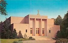 Akron OH~Cross Over Our Lady Of The Elms~Private High School For Girls~1950s