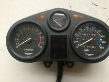 Triumph Trophy 900 speedometer instrument cluster 1994